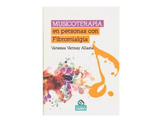 "Vanessa Vanay, colaboradora de Afibrosal, presentó su libro ""Musicoterapia en personas con fibromialgia"""