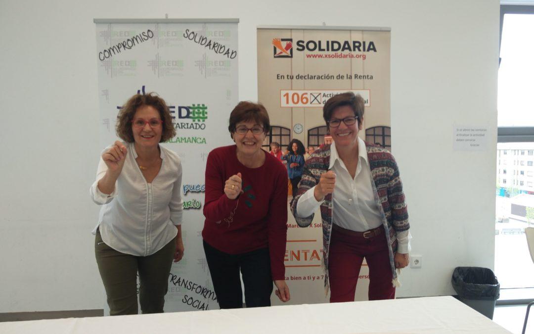 X Solidaria!!