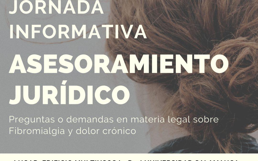 Jornada informativa sobre asesoramiento jurídico