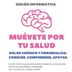 """Sesiones informativas del programa """"Muévete por tu Salud"""""""