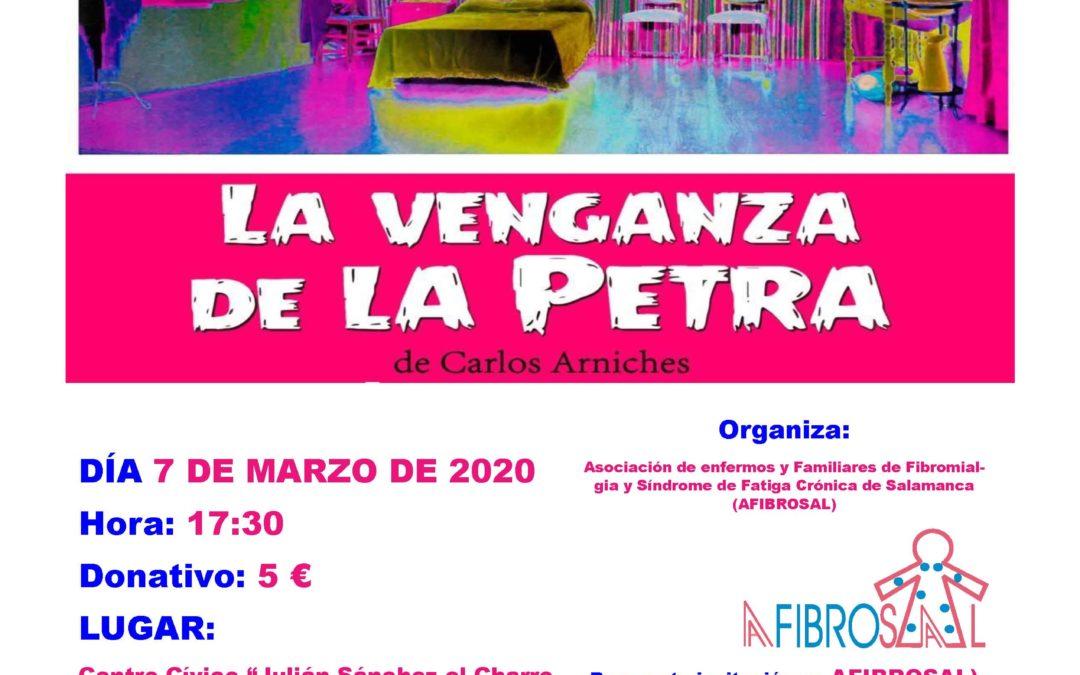 "Teatro ""La venganza de La Petra"""